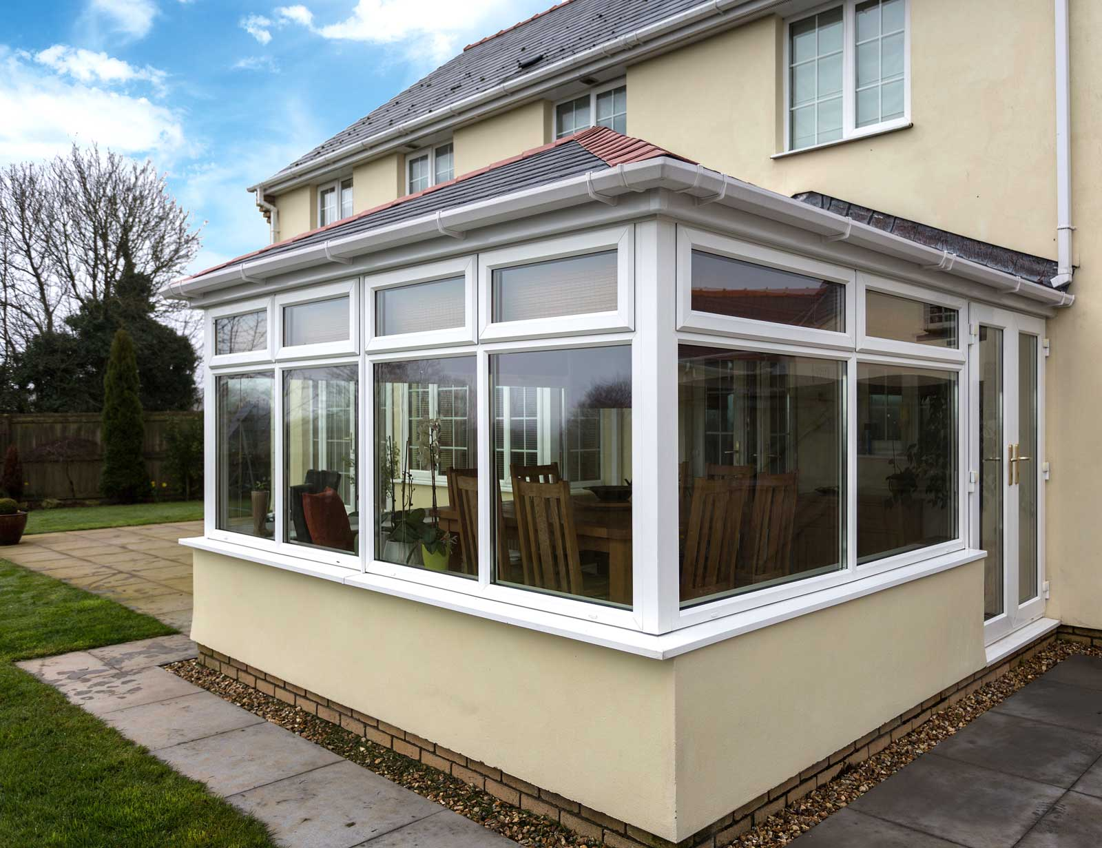 Conservatory Roofs Cardiff