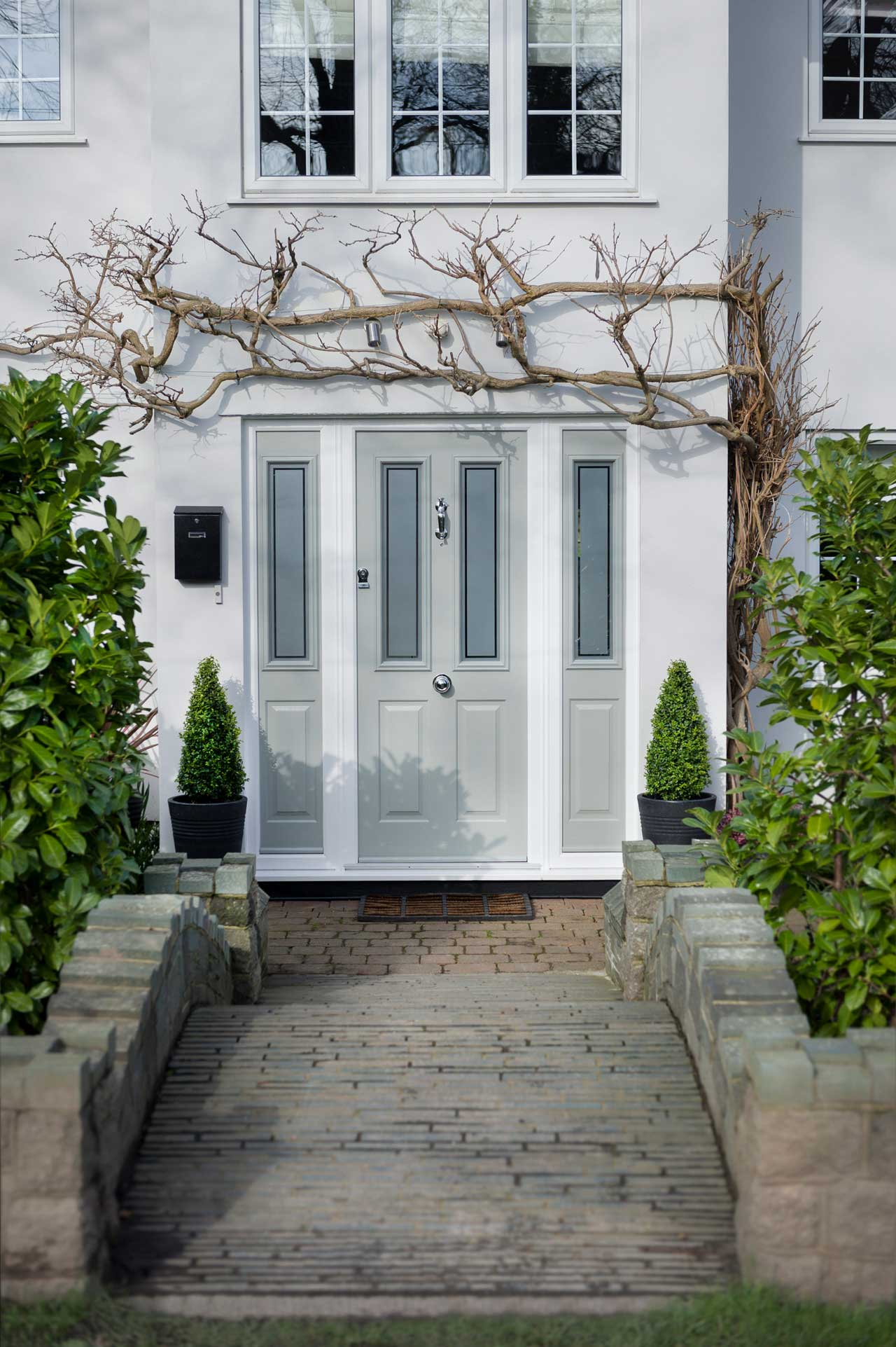 Composite Door Installation Cardiff South Wales