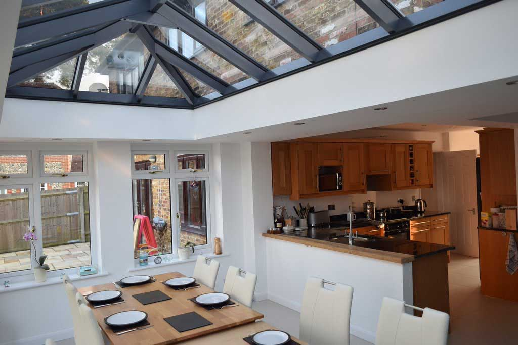 Roof Lantern Installation Cardiff South Wales