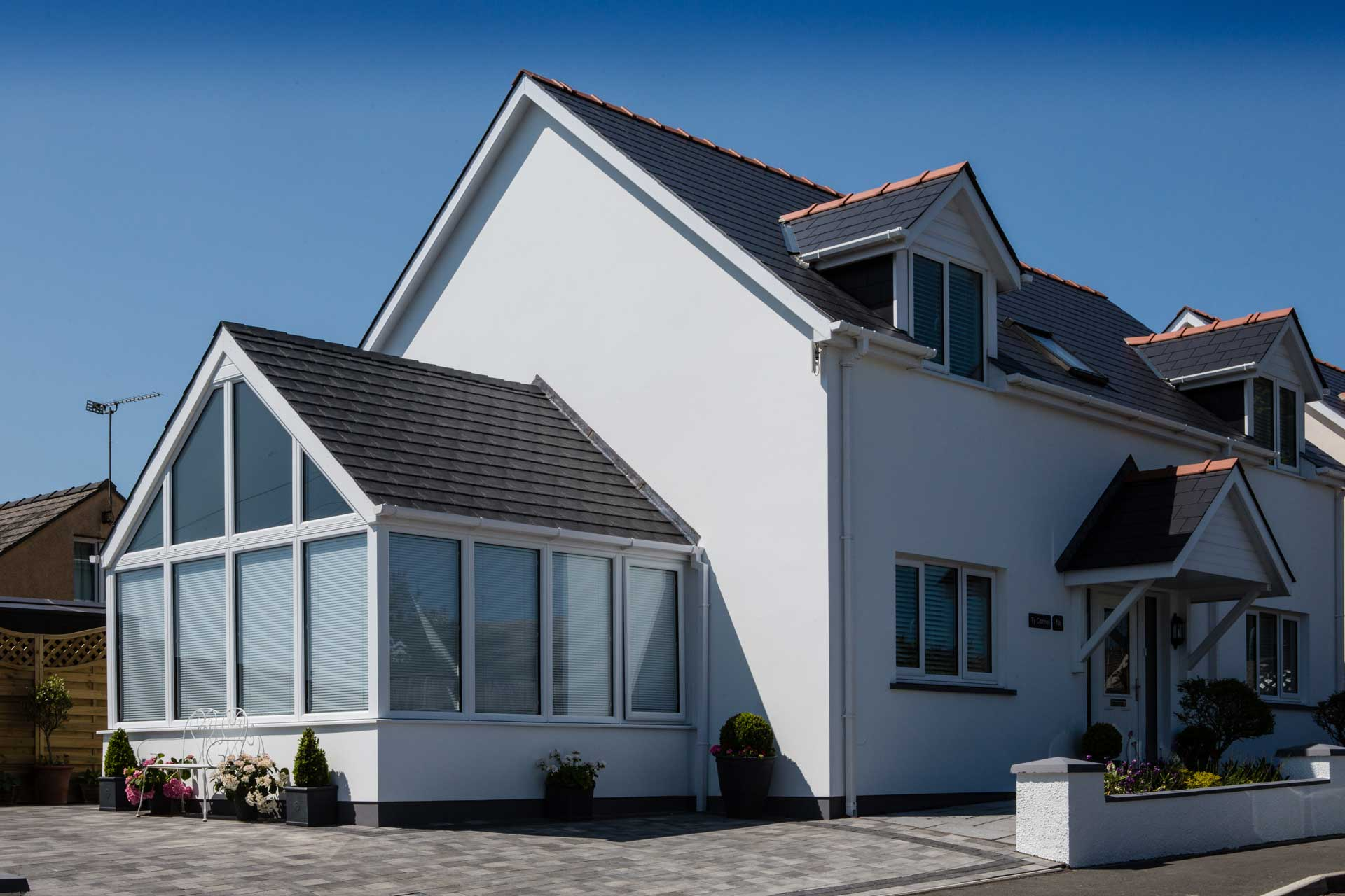 Tiled Roof System Installation Cardiff South Wales