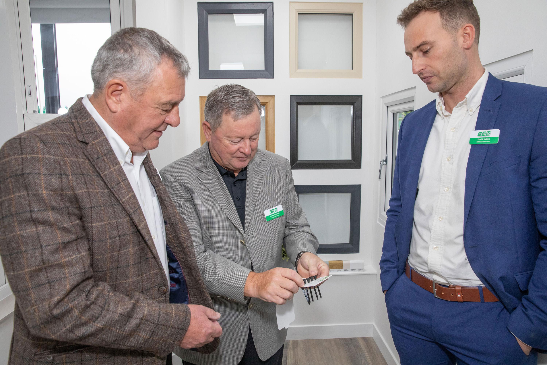 BWM Showroom Opening Pontypridd, Double Glazing Cardiff