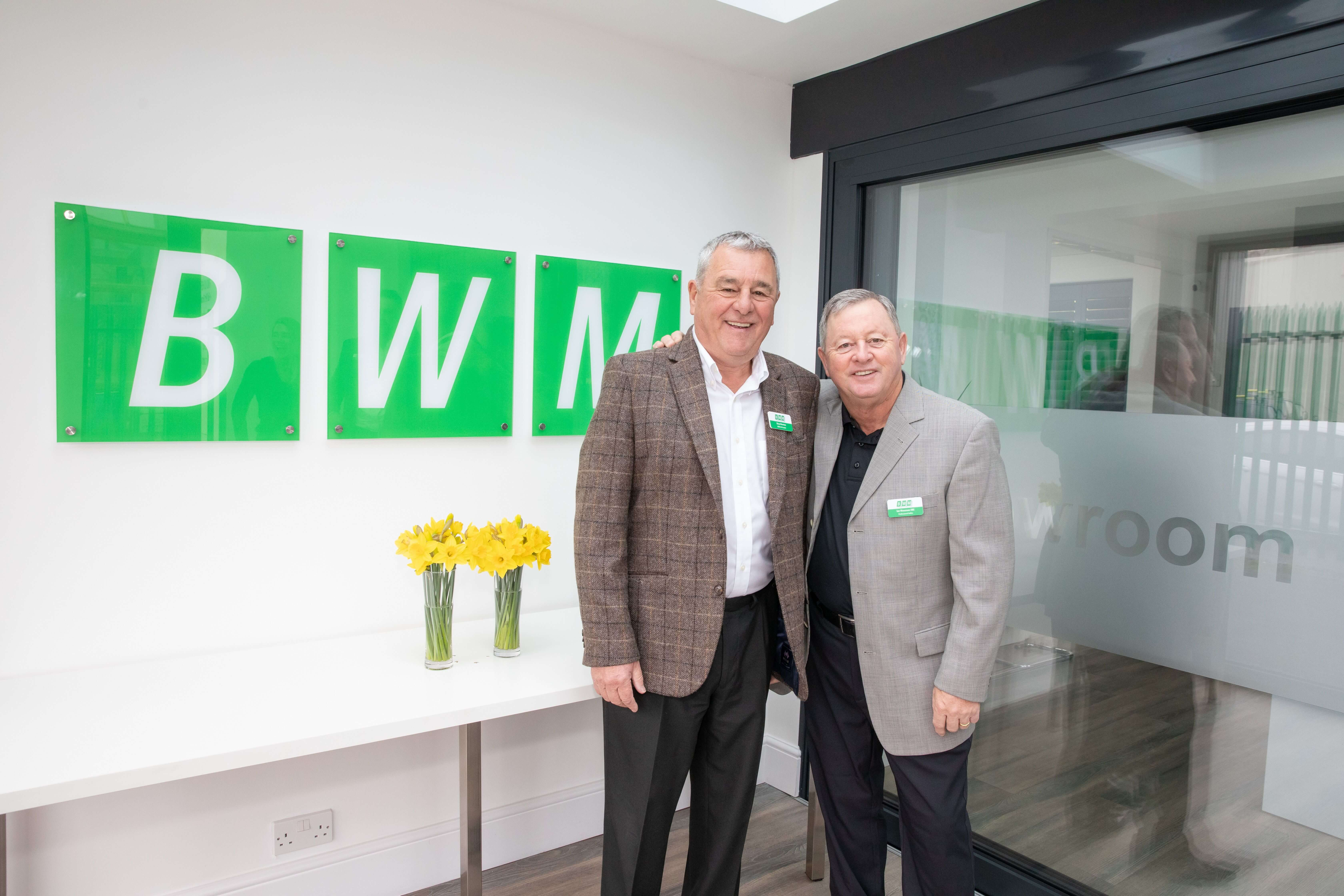 BWM New Showroom, Double Glazing Cardiff