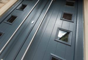 Grey Composite Door Cardiff