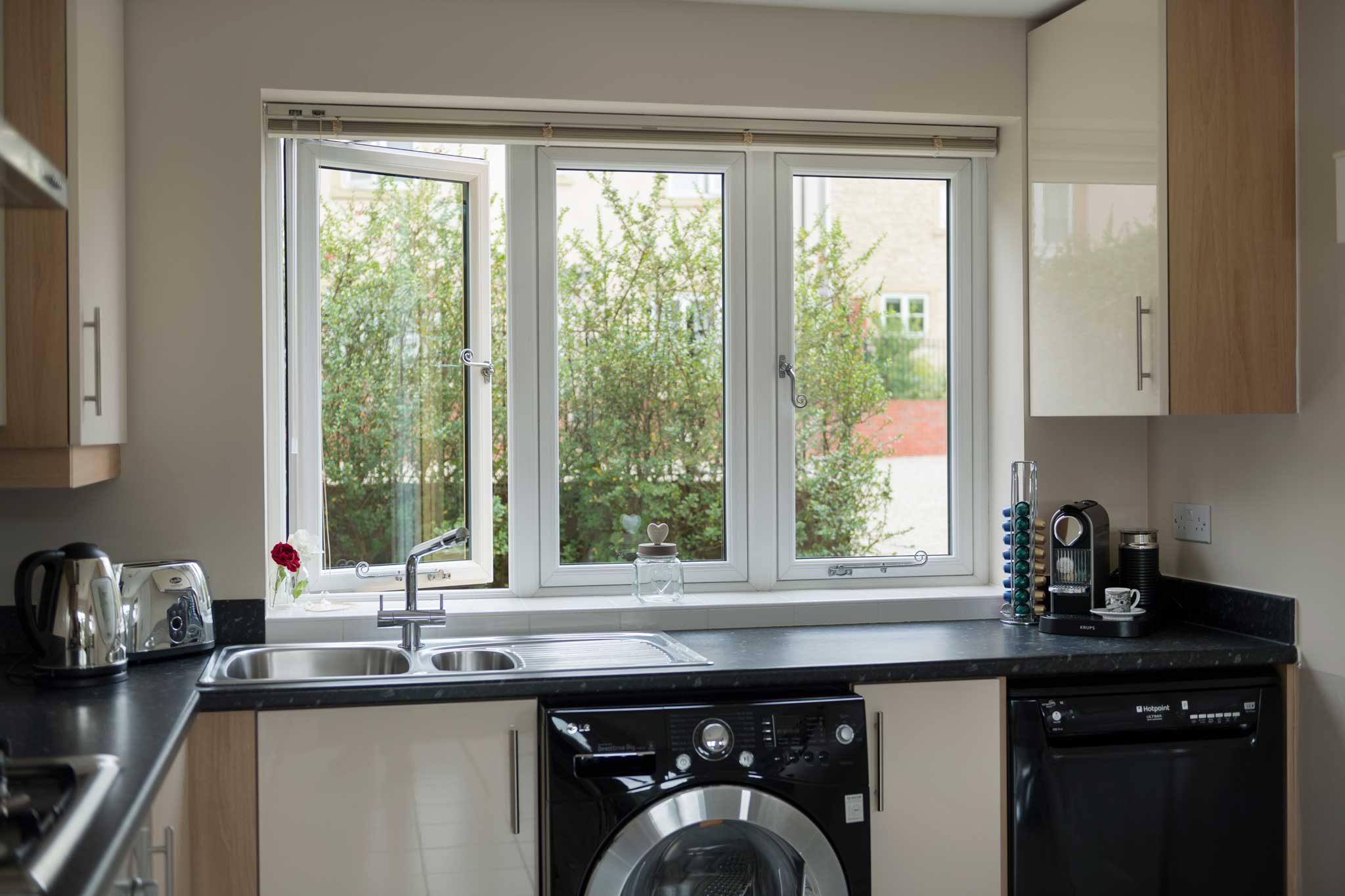 uPVC Flush Casement Windows Near Me Cardiff