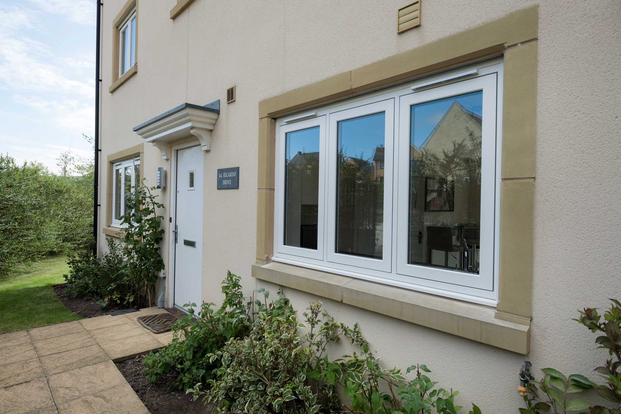 uPVC External Doors Swansea