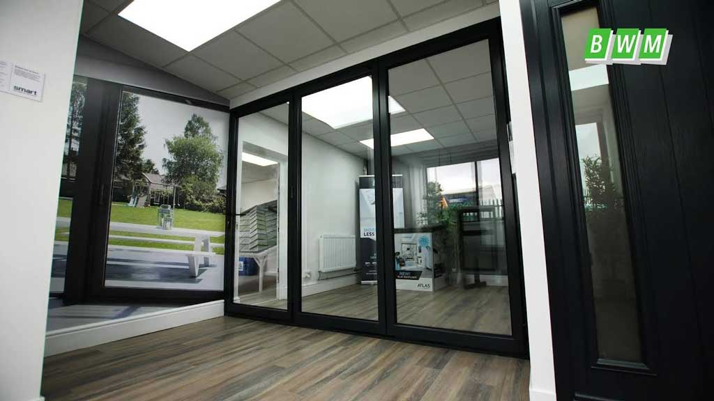 Bifold Door Demo