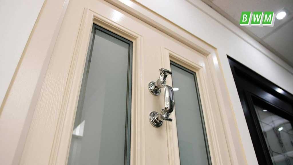 Composite Door Demonstration