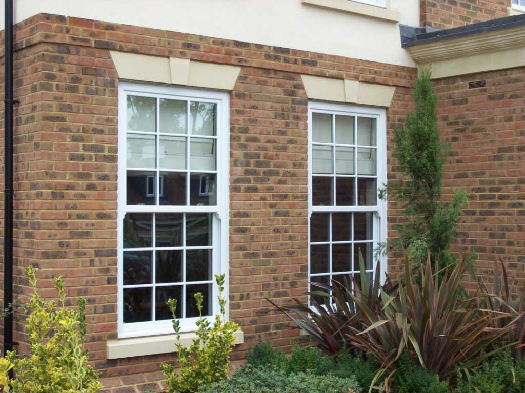 uPVC Sash Windows Swansea