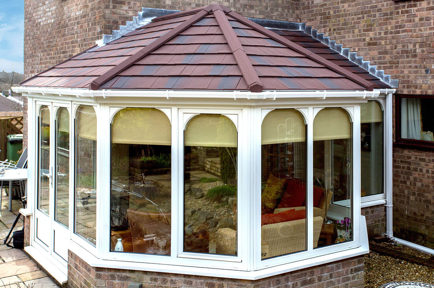 Insulated Conservatory Roof Cardiff