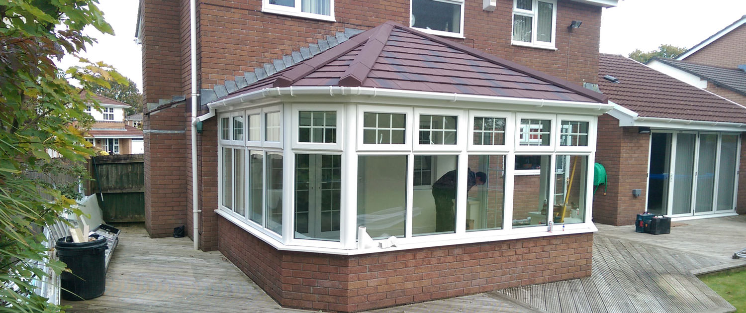 Tiled Conservatory Roofs Cardiff