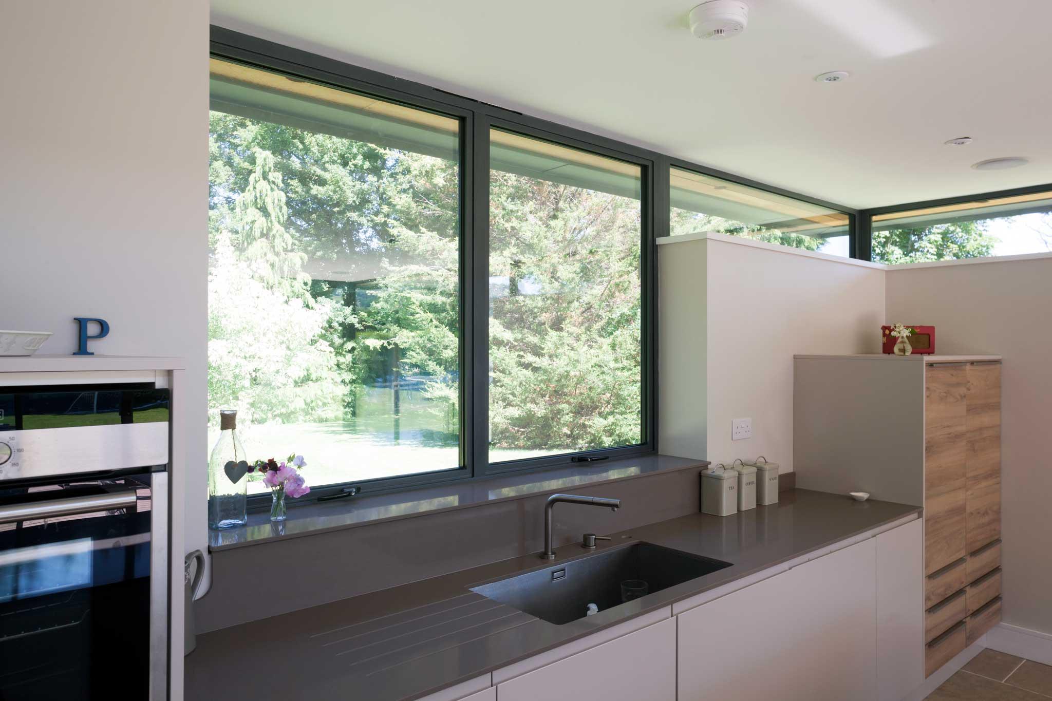 Aluminium Double Glazing Windows Swansea