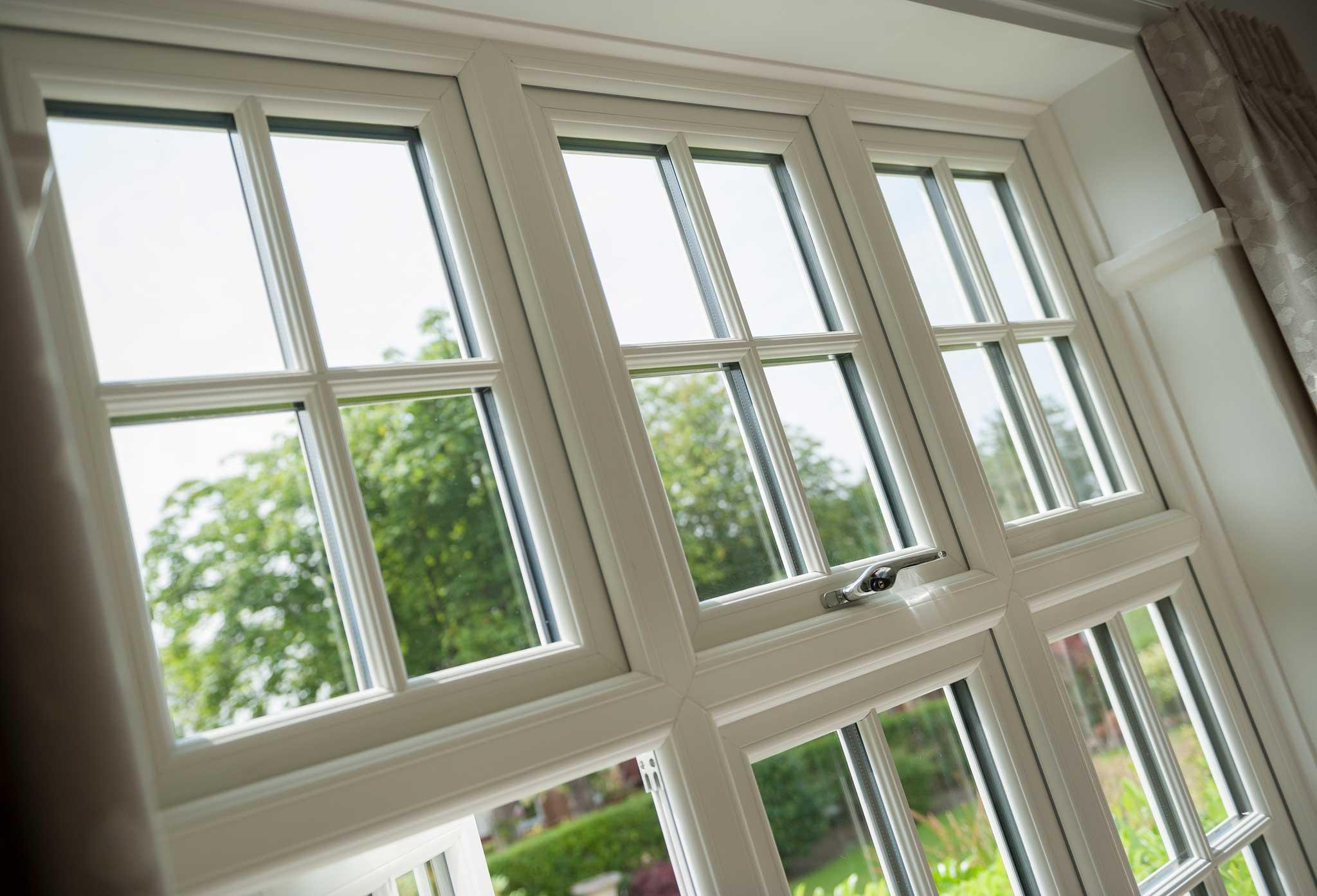 Double Casement Windows Cardiff