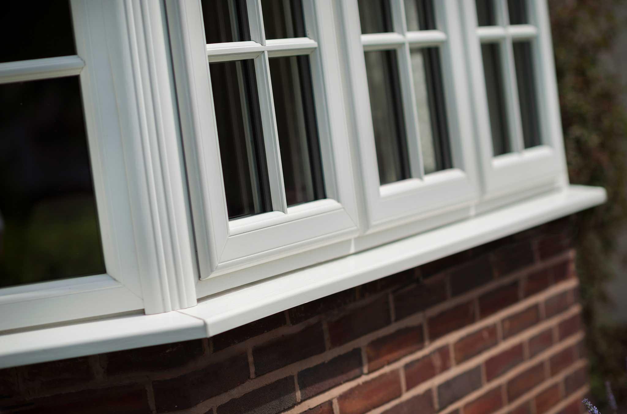 uPVC Casement Windows in Newport