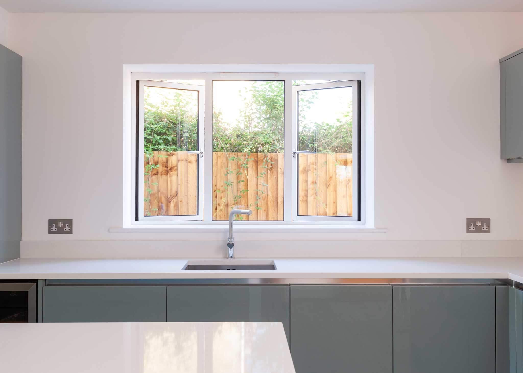 aluminium doors and windows cwmbran